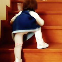 Subir escadas