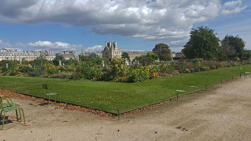 Jardins des Tuleries, Paris