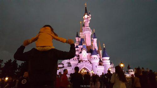 O famoso castelo da Disney!