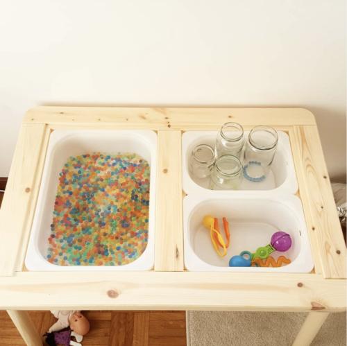 Water Beads e acessórios